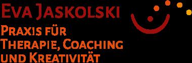 Logo Eva Jaskolski, Praxis für Therapie Coaching und Kreativität